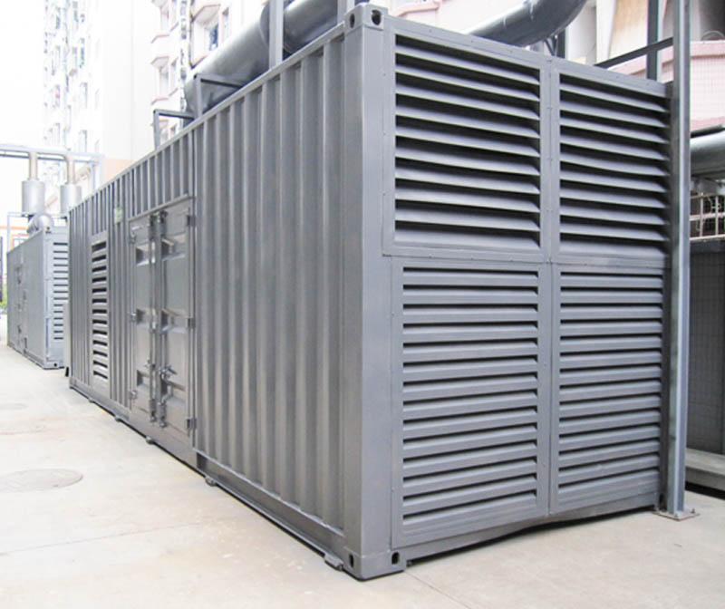 隔声罩设备噪声隔声降噪结构设计