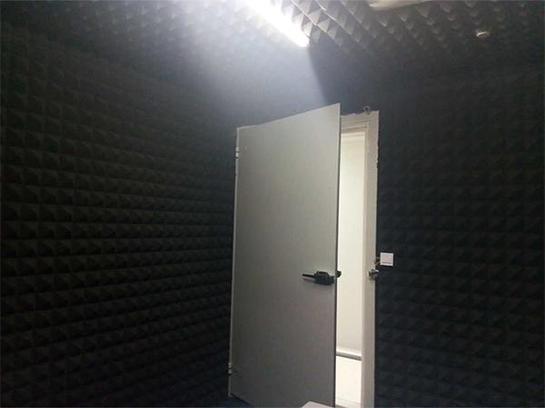 消音室噪声消声结构
