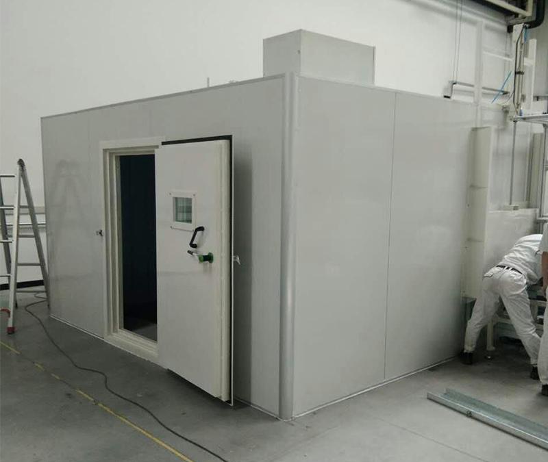 隔声室建造形状结构
