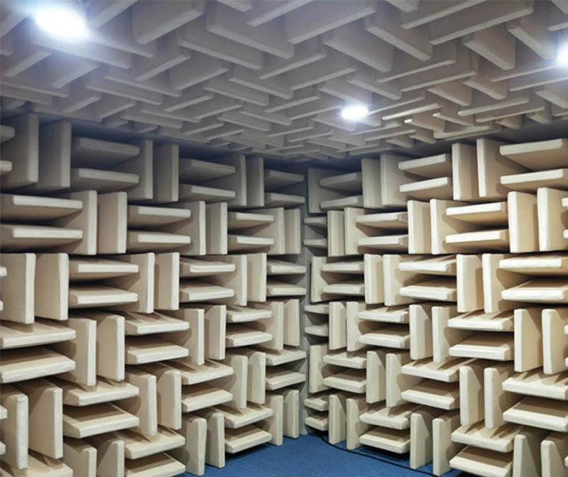 消声室噪声测试结构处理—艾弗尔声学