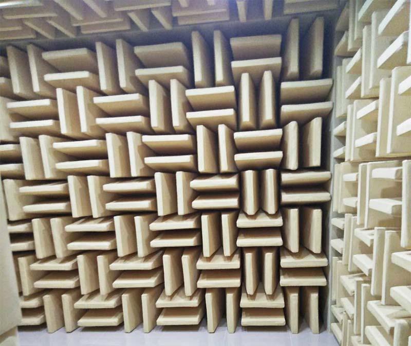 消声室内部声学结构制作规范-艾弗尔声学