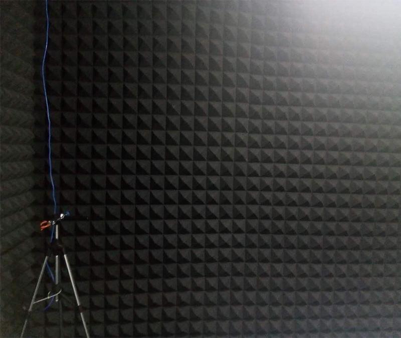消声室噪声测试设计指标-艾弗尔声学