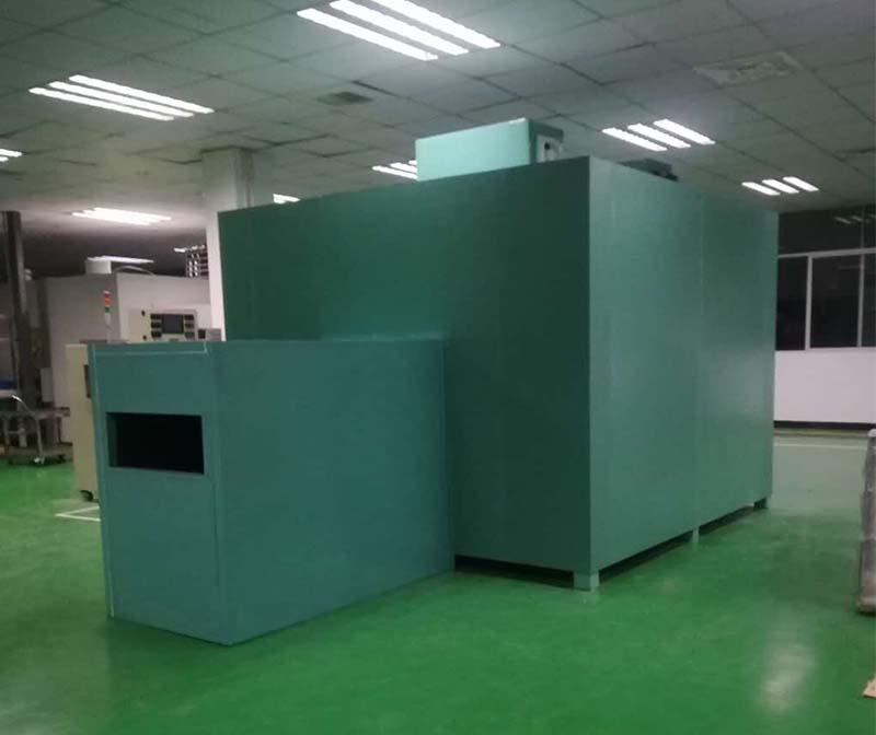 隔音测试房结构设计-艾弗尔声学
