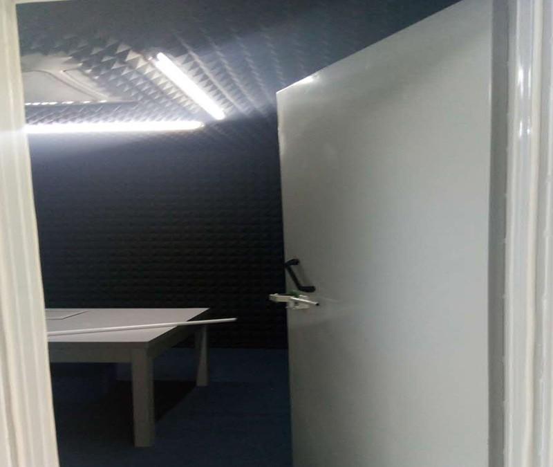 消声室设计满足噪声测试使用要求