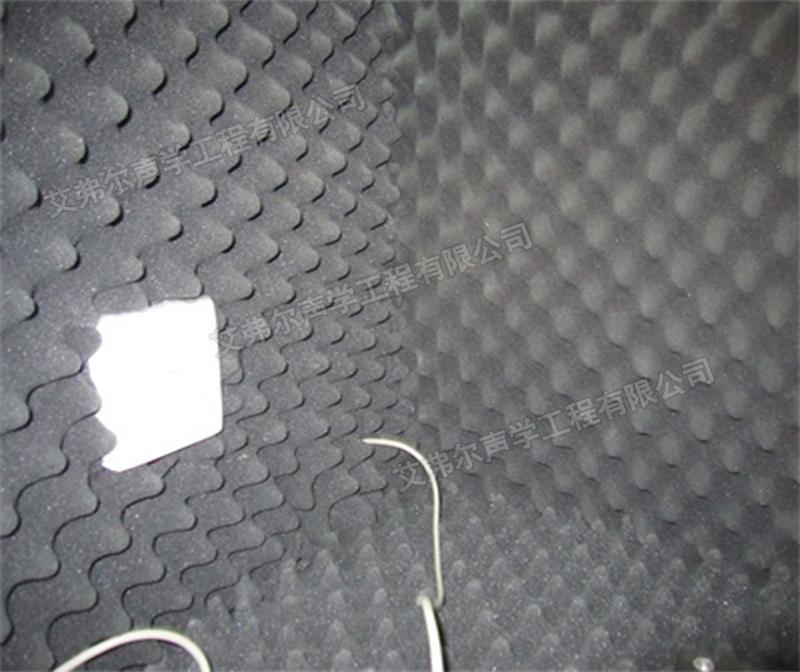 测试静音箱的噪声测试结构效果