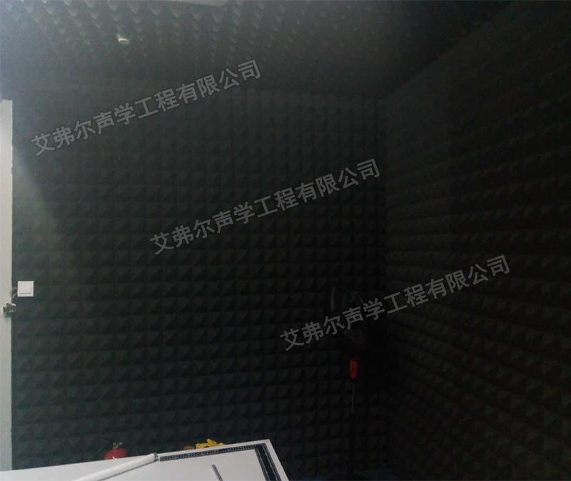 静音室结构是作为噪声检测用途而设计的声学实验室
