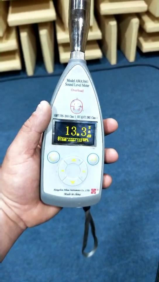 声级计是用来做噪声性能测试的重要仪器设备